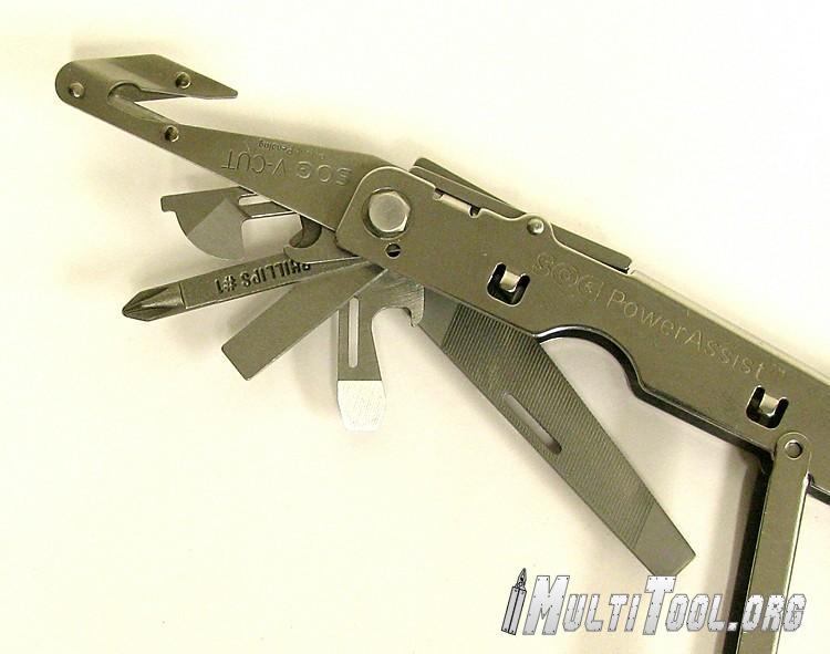 SOG PowerAssist
